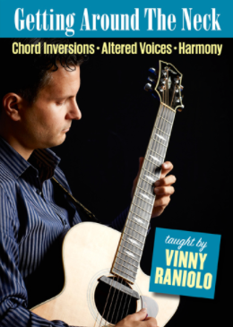 Getting Around the Neck with Vinny Raniolo