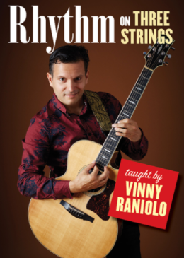 Vinny Raniolo - Rhythm on Three Strings